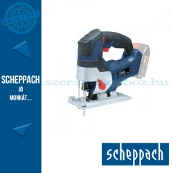 Scheppach CJS25-20Li - Akkus szúrófűrész / dekopírfűrész 20 V alapgép