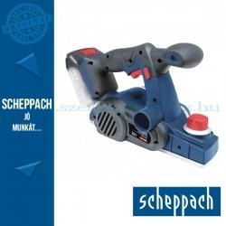 Scheppach CPL60-20Li - Akkus gyalu 20 V alapgép