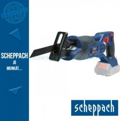 Scheppach CRS100-20Li - Akkus orrfűrész 20 V alapgép