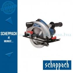 Scheppach CS 1300 - Elektromos kézi körfűrész 190 mm 1300 W