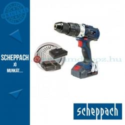 Scheppach CSD40-20Li - Akkus 2-sebességes fúrócsavarozó 20 V
