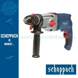 Scheppach DI 850 - Kétsebességes ütvefúró 850 W