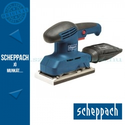 Scheppach ES 240 - Rezgőcsiszoló 240 W