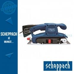 Scheppach ES 900 - Szalagcsiszoló 75 mm 900 W