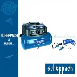 Scheppach HC 06 - olajmentes kompresszor 6 l