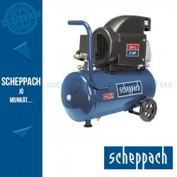 Scheppach HC 26 - olajkenésű kompresszor 24 l