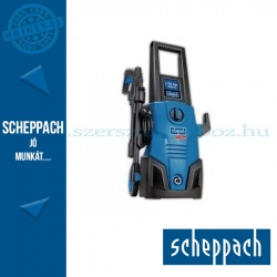 Scheppach HCE 1600 - magasnyomású mosó 135 bar tartozékokkal