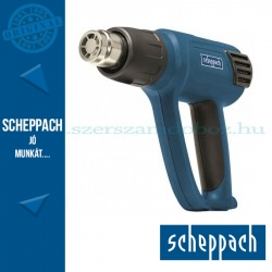 Scheppach HG 1800 - Hőlégfúvó 1800 W