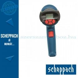 Scheppach HG 2000 - Digitális hőlégfúvó 2000 W
