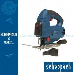 Scheppach JS 810 - Dekopírfűrész lézerrel 810 W