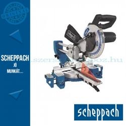 Scheppach HM 90 SL - gérvágó fűrész lézerrel és LED világítással