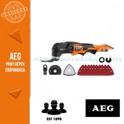 AEG OMNI 18 C-0 KIT1X Akkus többfunkciós gép