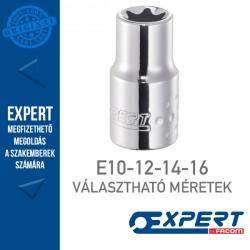"Expert (by FACOM) 3/8"" DUGÓKULCSOK Belső Torx E10-E16-ig"