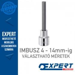 """Expert (by FACOM) 1/2"""" DUGÓKULCSOK Imbusz  4-14mm-ig Hosszú"""
