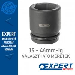 """Expert (by FACOM) 3/4"""" 6 Szögű GÉPI DUGÓKULCSOK 19-46mm-ig"""
