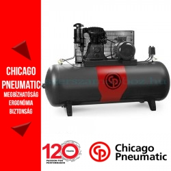 Chicago Pneumatic CPRD 8500 NS39 FT dugattyús kompresszor