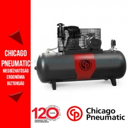 Chicago Pneumatic CPRD 8500 NS59S FT dugattyús kompresszor