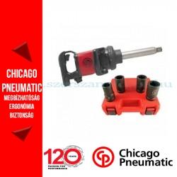 "Chicago Pneumatic CP7782-6 Légkulcs készlet 1"""