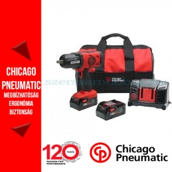 Chicago Pneumatic CP8849 1/2-os akkus ütvecsavarozó 20V 4,0Ah