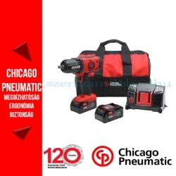 Chicago Pneumatic CP8849 1/2-os ütvecsavarozó 20V 6,0Ah