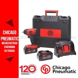 "Chicago Pneumatic CP8828 Akkumulátoros ütvecsavarozó 12V 3/8"""