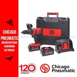 """Chicago Pneumatic CP8548 Akkumulátoros fúró-ütvefúró-csavarbehajtó 20V 1/2"""""""