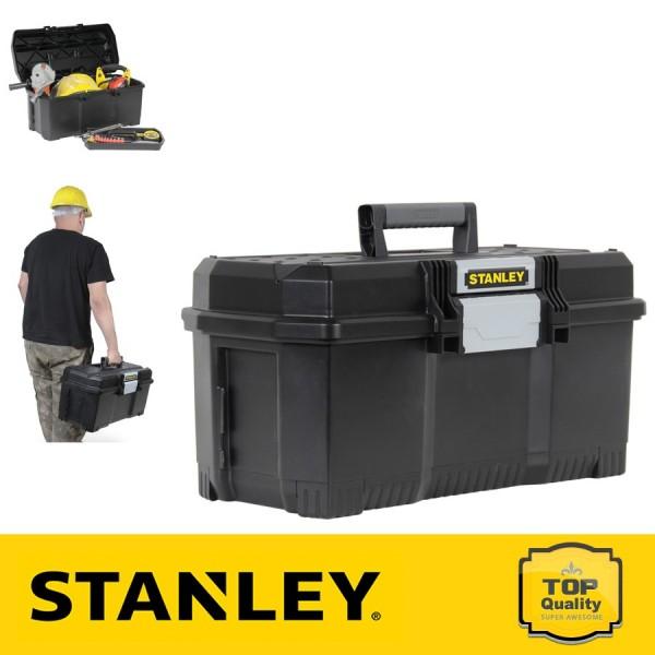 Stanley Gyorszárású csatos szerszámosláda