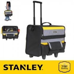 "Stanley 18"" Szövettáska görgőkkel"