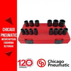 "Chicago Pneumatic SS4114 1/2"" Dugókulcs készlet"