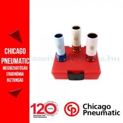 "Chicago Pneumatic SS413WP 1/2"" Alufelni dugókulcs készlet"