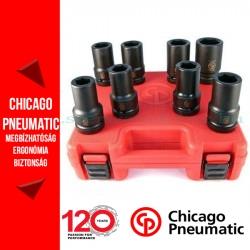 "Chicago Pneumatic SS818 Dugókulcs készlet 1"""