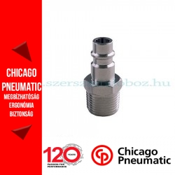 "Chicago Pneumatic csatlakozó 1/4"" 7,6mm"