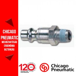 "Chicago Pneumatic csatlakozó 1/2"" 10,4mm"