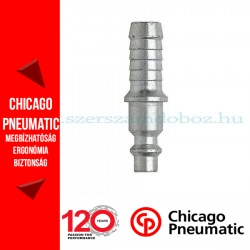 Chicago Pneumatic csatlakozó 10mm, 10,4mm