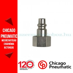 "Chicago Pneumatic csatlakozó 3/4"" 10,4mm"