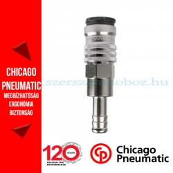 Chicago Pneumatic kuplung 16mm 10,4mm