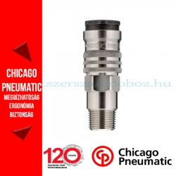 "Chicago Pneumatic kuplung 3/8"" 10,4mm"