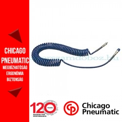 Chicago Pneumatic spirál tömlő 11 x 16 x 8mm