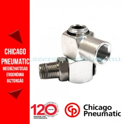 "Chicago Pneumatic 360° csatlakozó 1/4"" BSP"