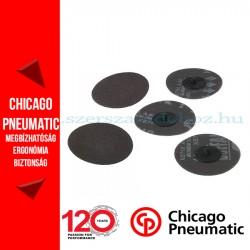 Chicago Pneumatic Roll-lock csiszoló papír - 5 db 75 mm/120