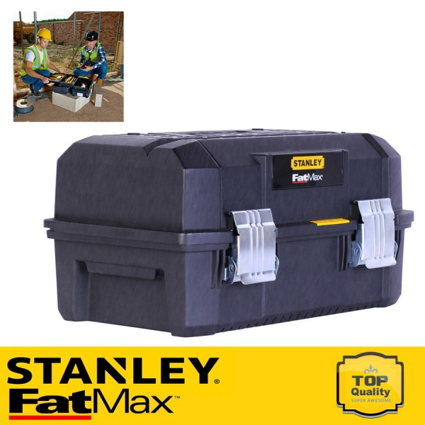 """Stanley FATMAX 18"""" Vízhatlan szerszámosláda"""