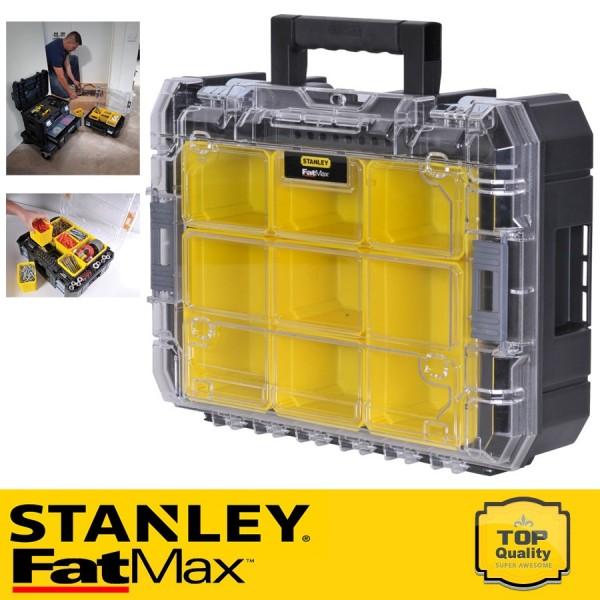 Stanley FATMAX TSTAK V - Csavartartó egység