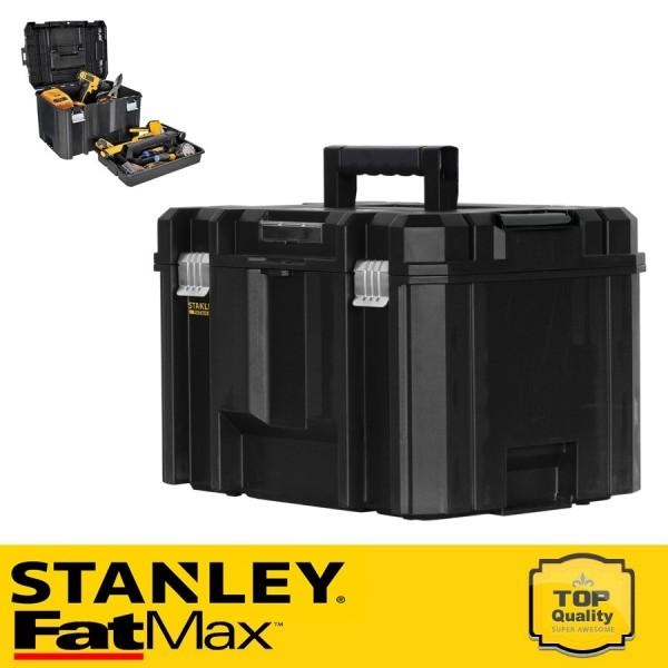 Stanley FATMAX TSTAK VI - Mély szerszámosláda