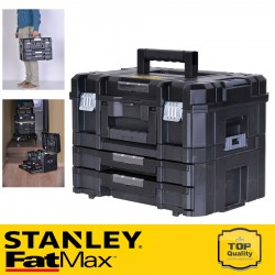 Stanley FATMAX TSTAK Combo - Szerszámosláda egység