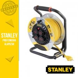 STANLEY Kültéri fém kábeldob-40m