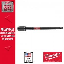 "Milwaukee Shockwave Mágneses bittartó gyorstokmányos 1/4"" 152 mm - 1 db"
