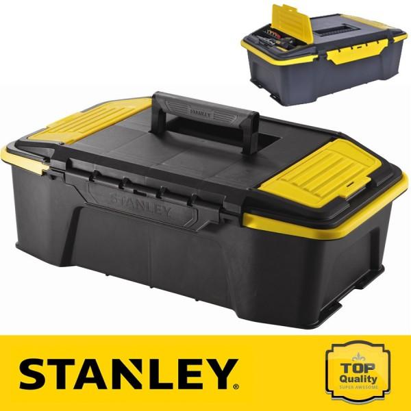 Stanley Click & Connect Szerszámosláda