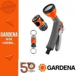 GARDENA Classic öntözőfej készlet kulcstartóval