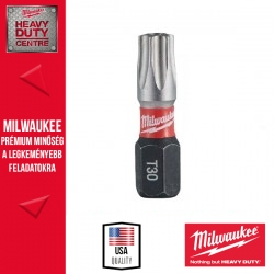 Milwaukee Shockwave bit Furatos TX30 25 mm - 2 db