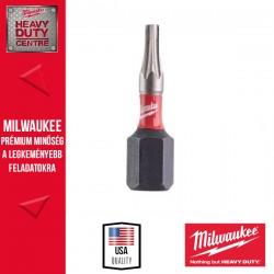 Milwaukee Shockwave bit TX9 25 mm - 2 db